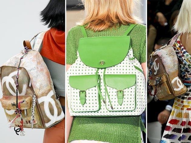 Приятная ноша: 50 стильных рюкзаков - фото №1
