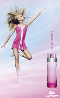 Lacoste - Touch Of Pink Woman