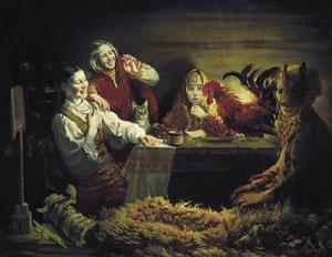 10 любимых крещенских гаданий