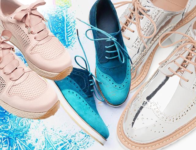 Какую обувь носить весной: 20 пар весенней обуви без каблука