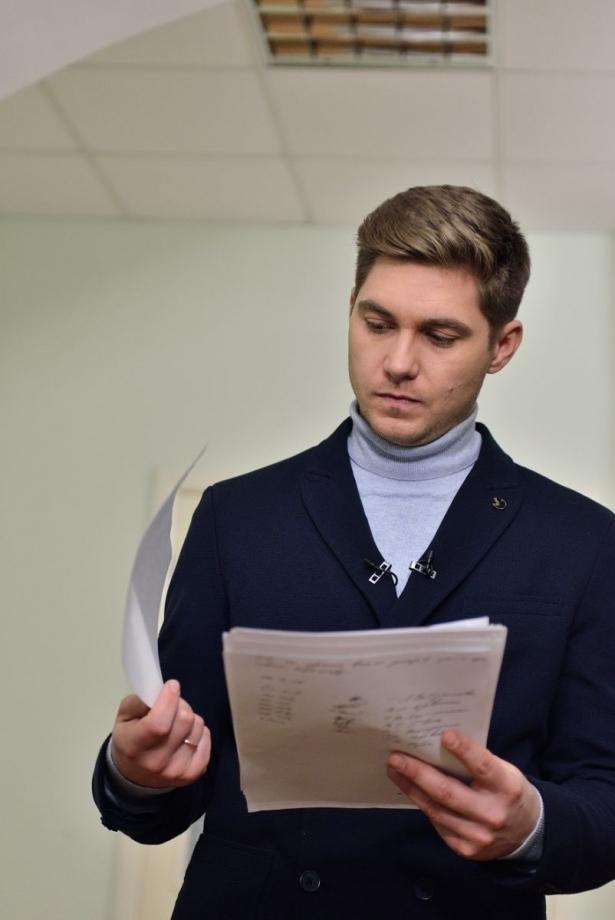 Інспектор Міста Володимир Остапчук