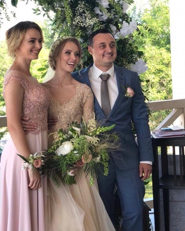 анна сагайдачная вышла замуж