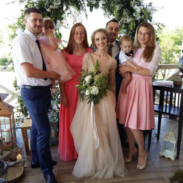 сагайдачная вышла замуж