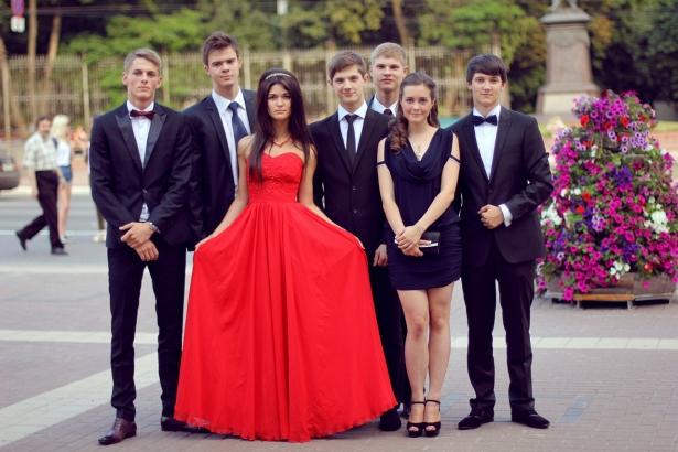 секс украинских студентов на выпускном вечере