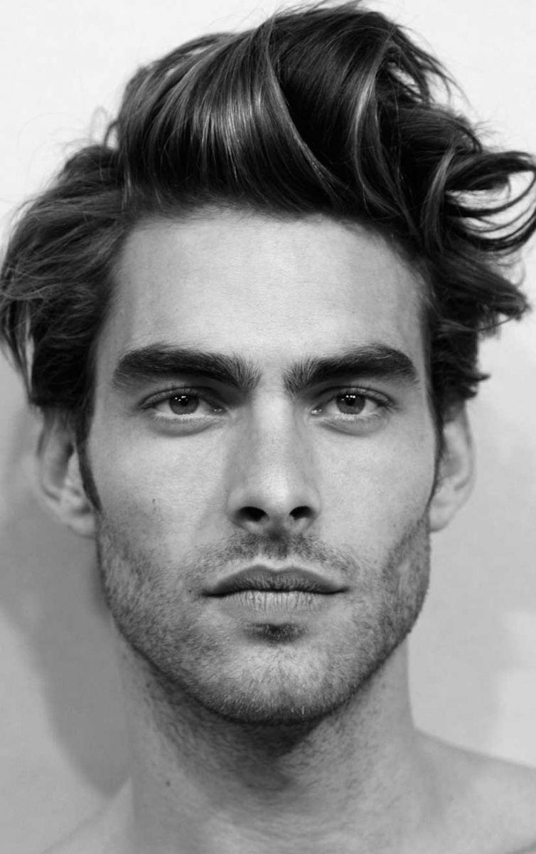 моделей мужчин фото