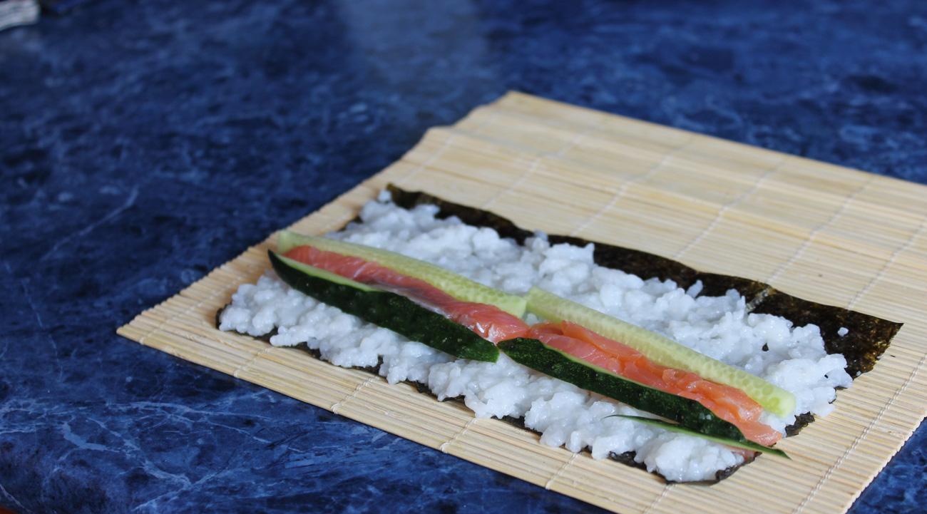 Как приготовить вкусные роллы в домашних условиях