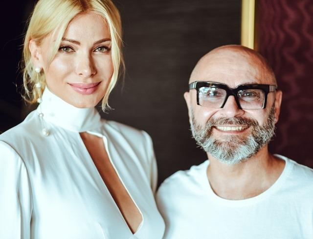 Лана Кауфман и Серж Смолин