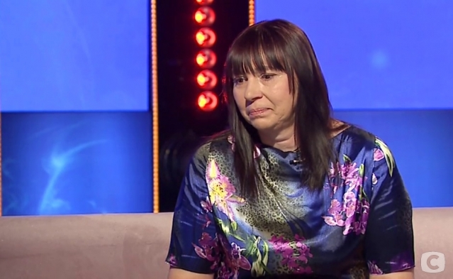 Мама Галушко Ігоря