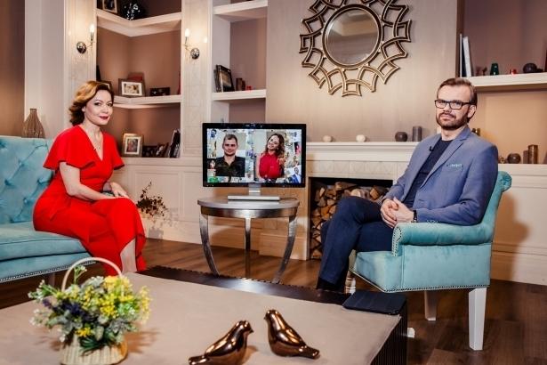 Олена Любченко і Єгор Тополов