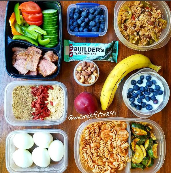 идеи полезных обедов в офис