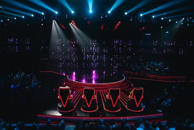 Неожиданно: Dan Balan впервый раз спел наукраинском «Голосі країни-9»