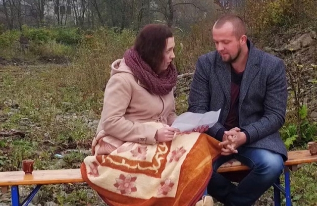 Юрий Шпилька и Татьяна Сирица