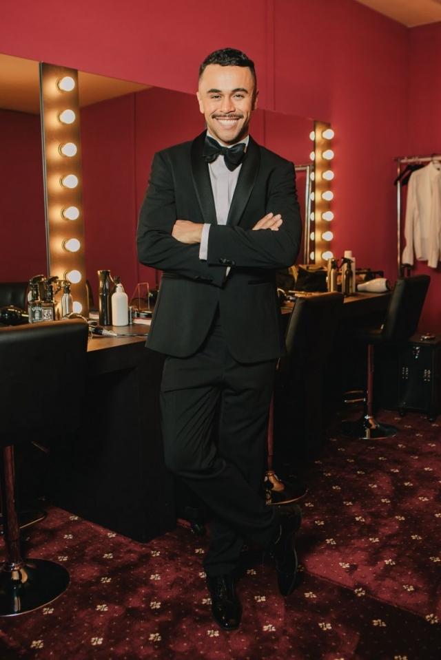 Франсиско Гомес судья танцев со звездами