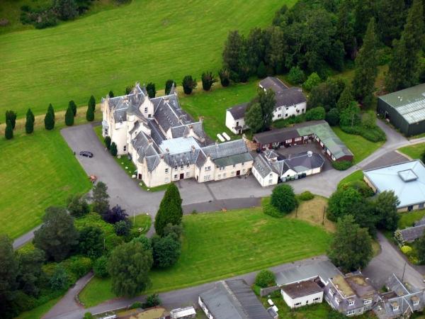 Шотландия_Dall House