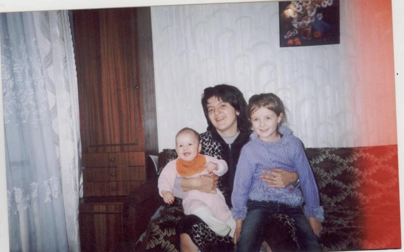 яна кутишевская с мамой