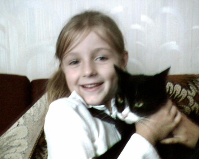 яна кутишевская в детстве фото