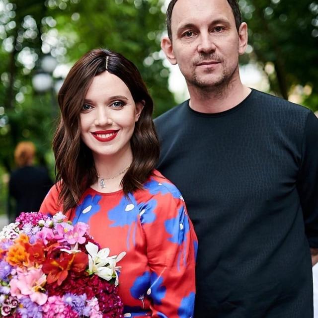 Валерий Харчишин и Янина Соколова