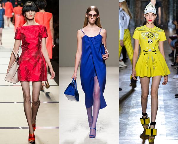 Какие модные платья в сезоне