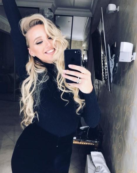 22-летняя невеста ресторатора Николая Тищенко похвасталась стильной обновкой