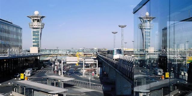 Аэропорт Парижа