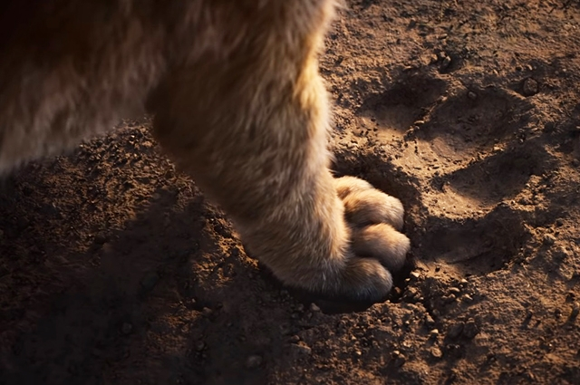 ремейк король лев 2019 трейлер