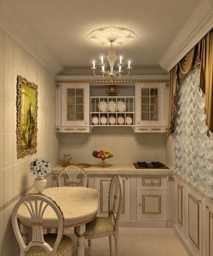 классический стил в кухне