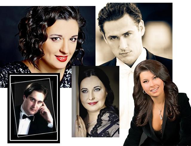 В Киеве выступят звезды Ла Скала и Венской оперы