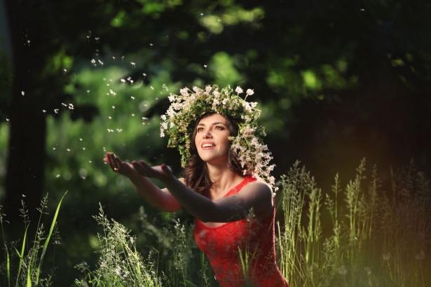 ᐈ Венков из цветов рисунки и фотографии венок цветов