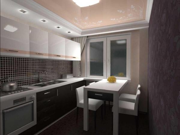 модерн кухня