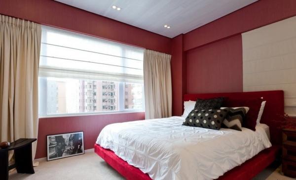 спальня в стиле модерн 2016