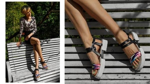 модняя женская обувь лета 2016
