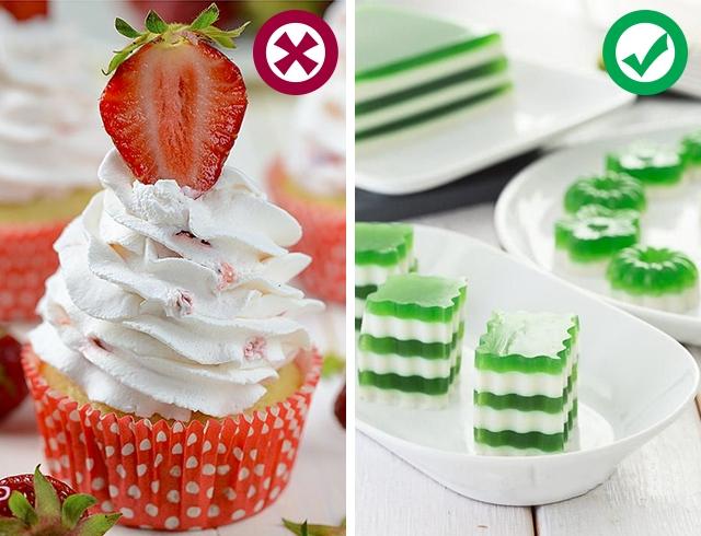 чем заменить сладкое при похудении