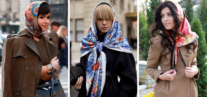 Секс русские в платках на головах фото 59-148