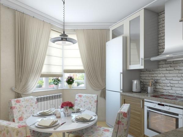 дизайн для маленьких кухонь