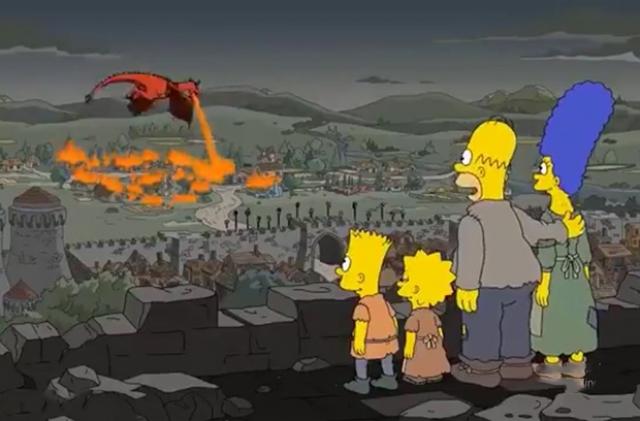 Симпсоны предсказания