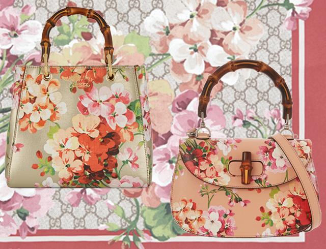 65563379927c Самые модные сумки сезона: Gucci Dionysus и Bamboo Blooms