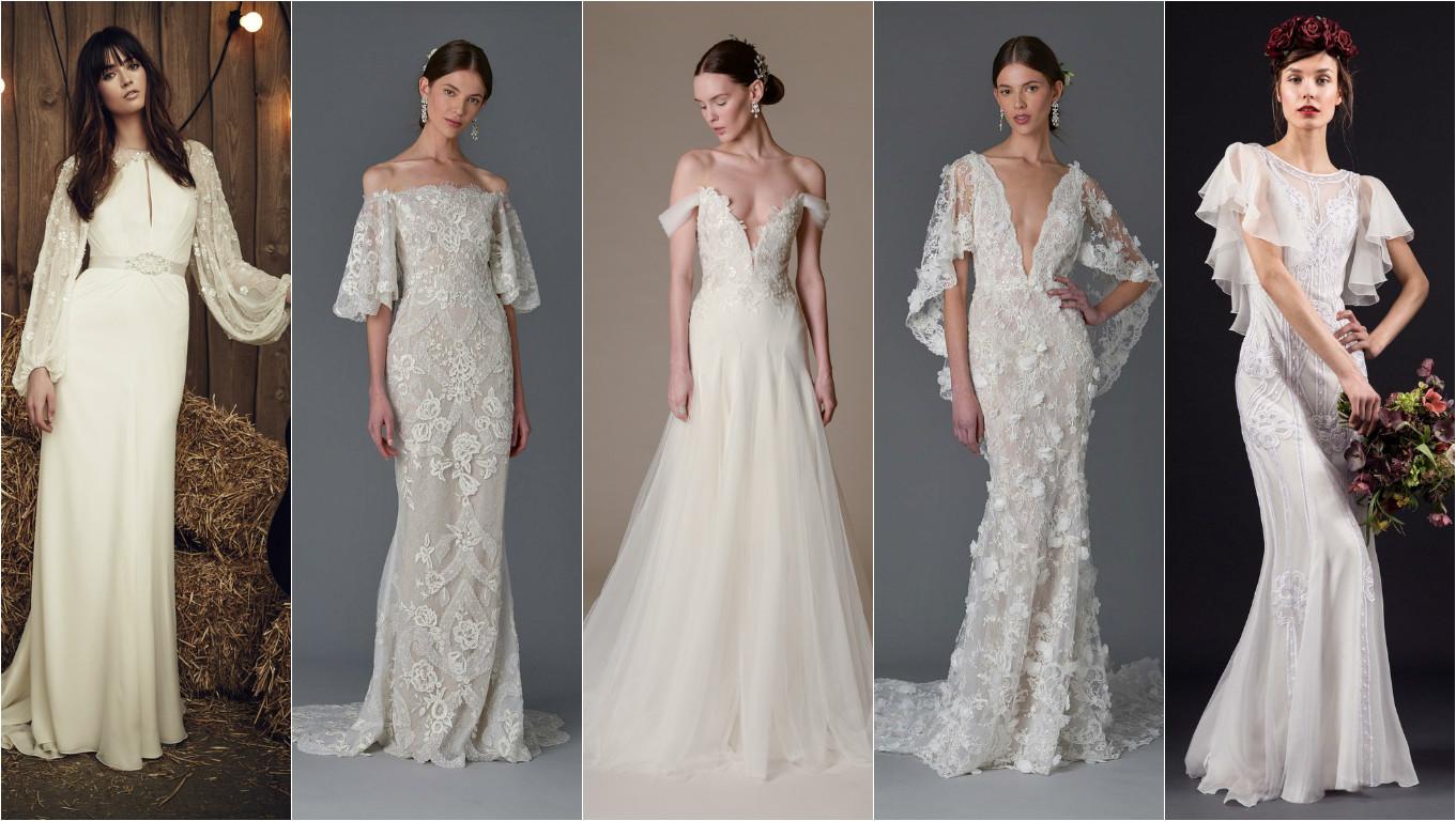 красивое свадебное платье фото