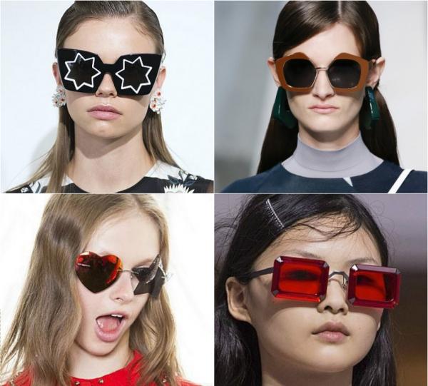 модные очки на весну 2016