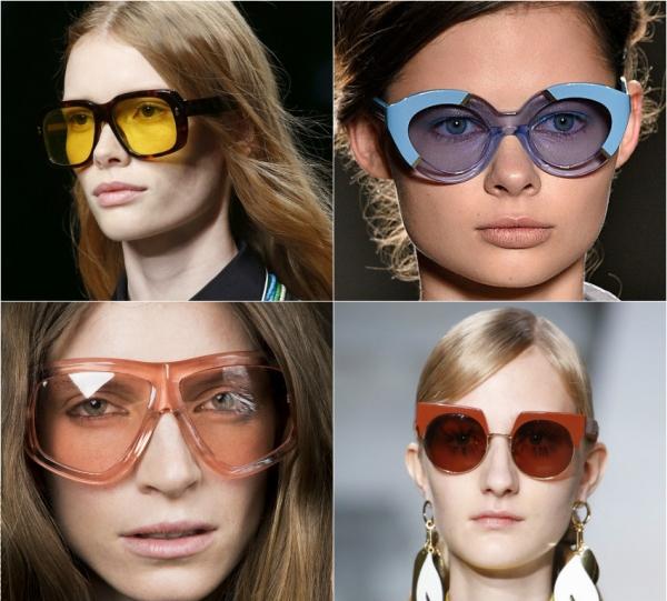 модные очки весна-лето фото