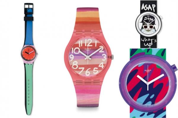 swatch часы фото