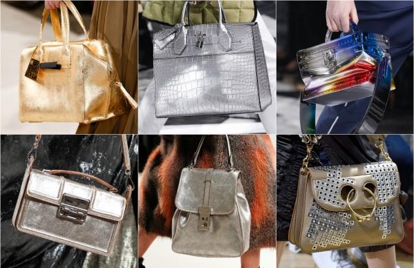 блестящие сумки 2017 фото примеры