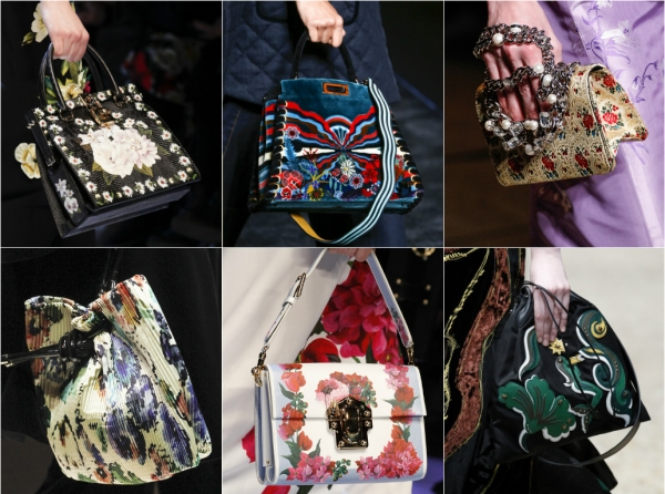 модные сумки зима 2017 фото