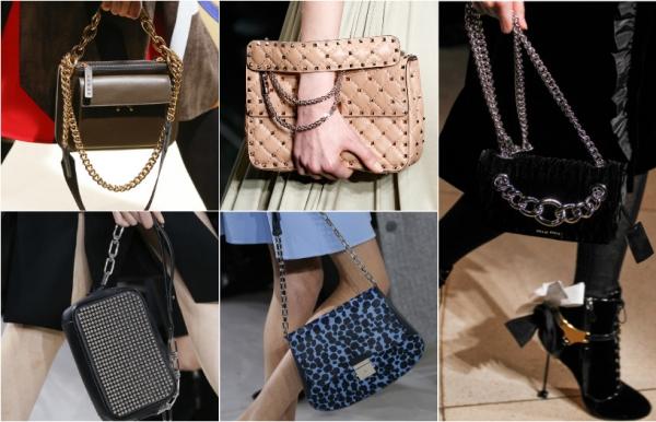 стильные и модные сумки 2017 фото