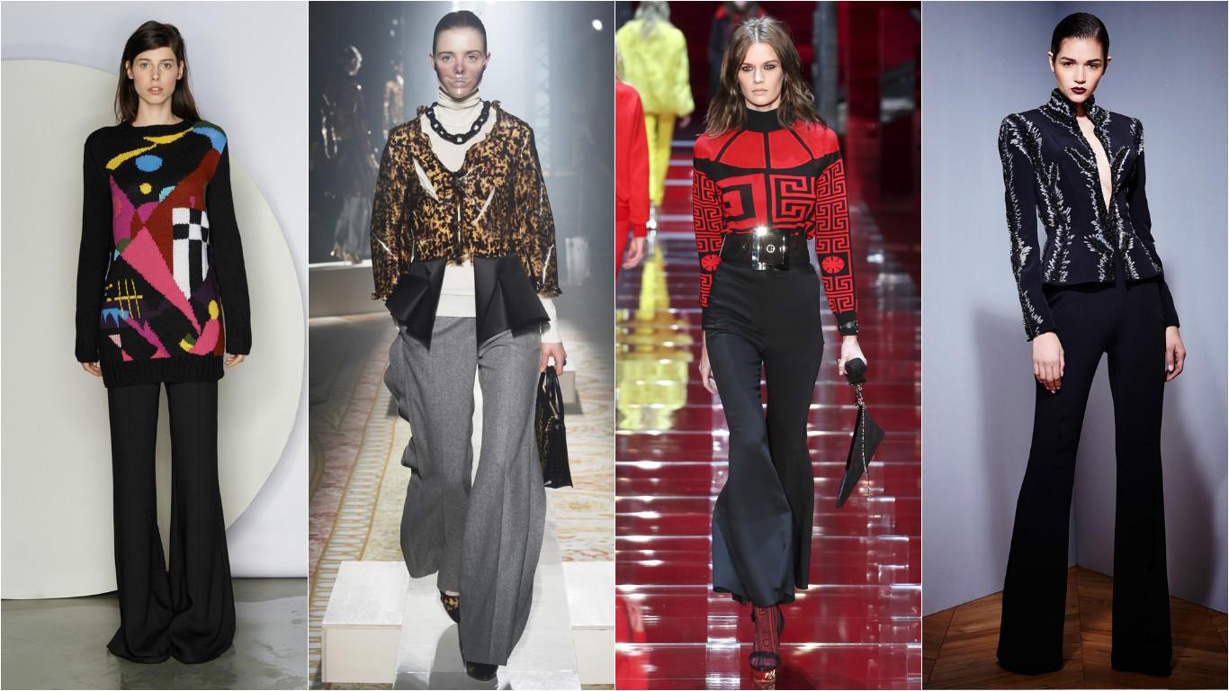 Российские женские брюки