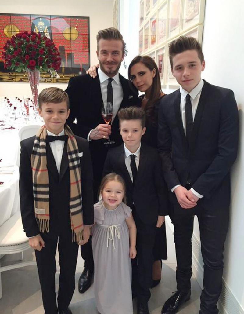 многодетные звездные семьи