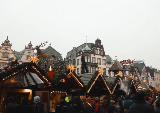 Новогодние ярмарки 2019