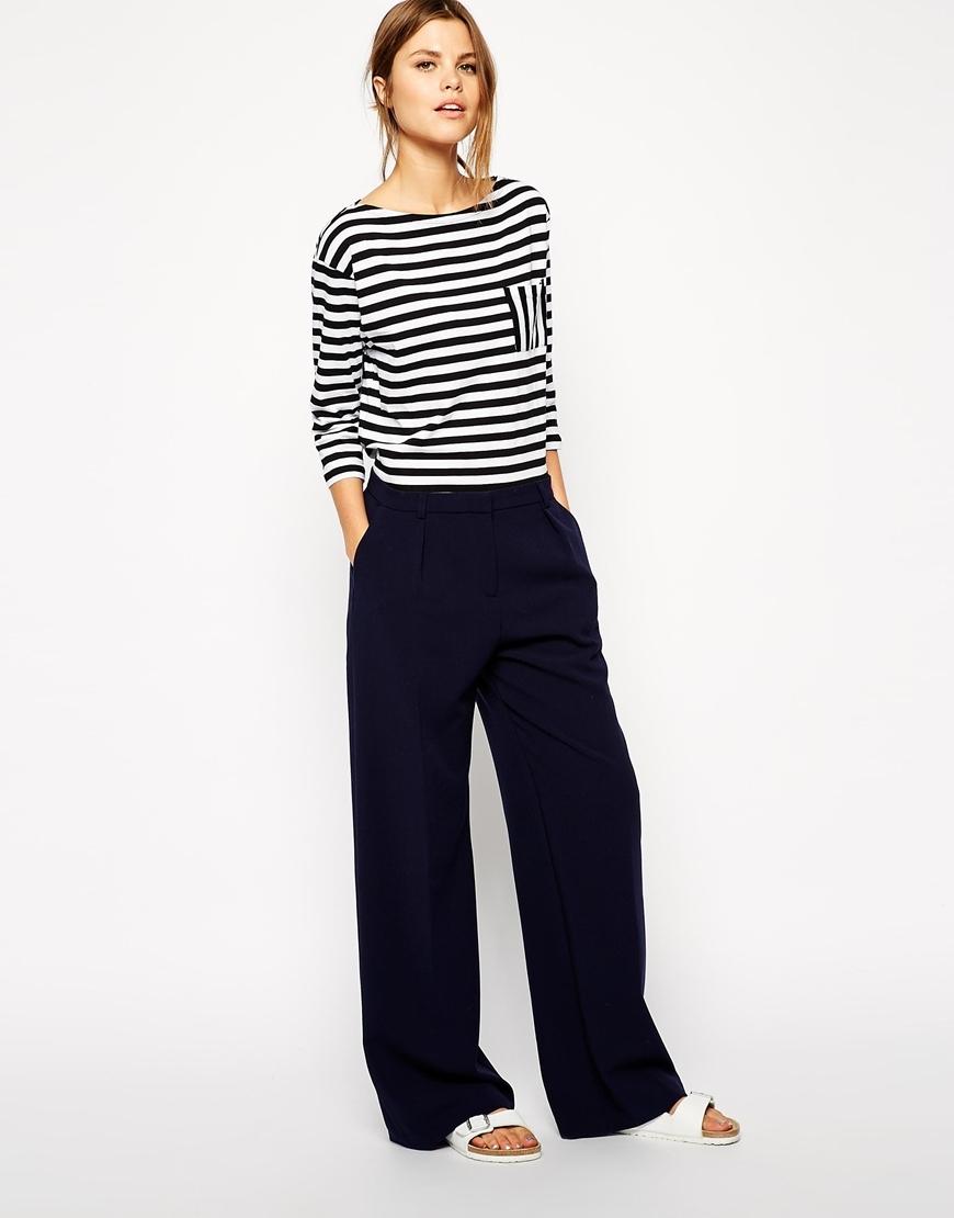 Купить широкие брюки