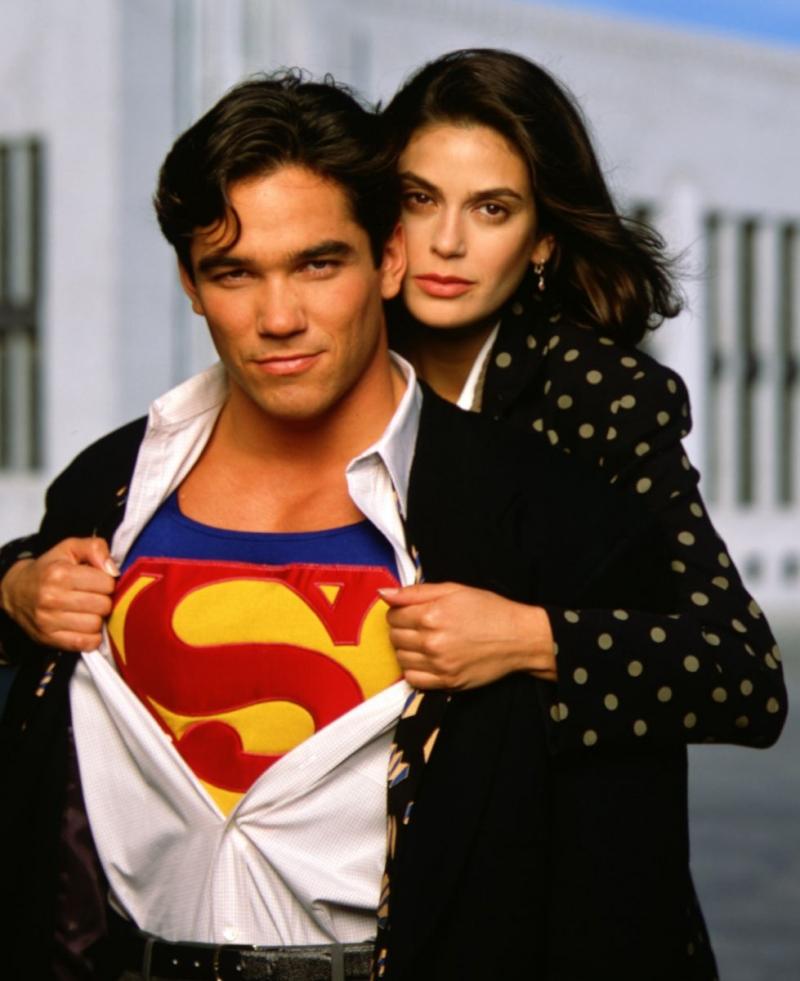 супермен дин кейн