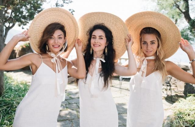 подружки невесты на свадьбе тодоренко