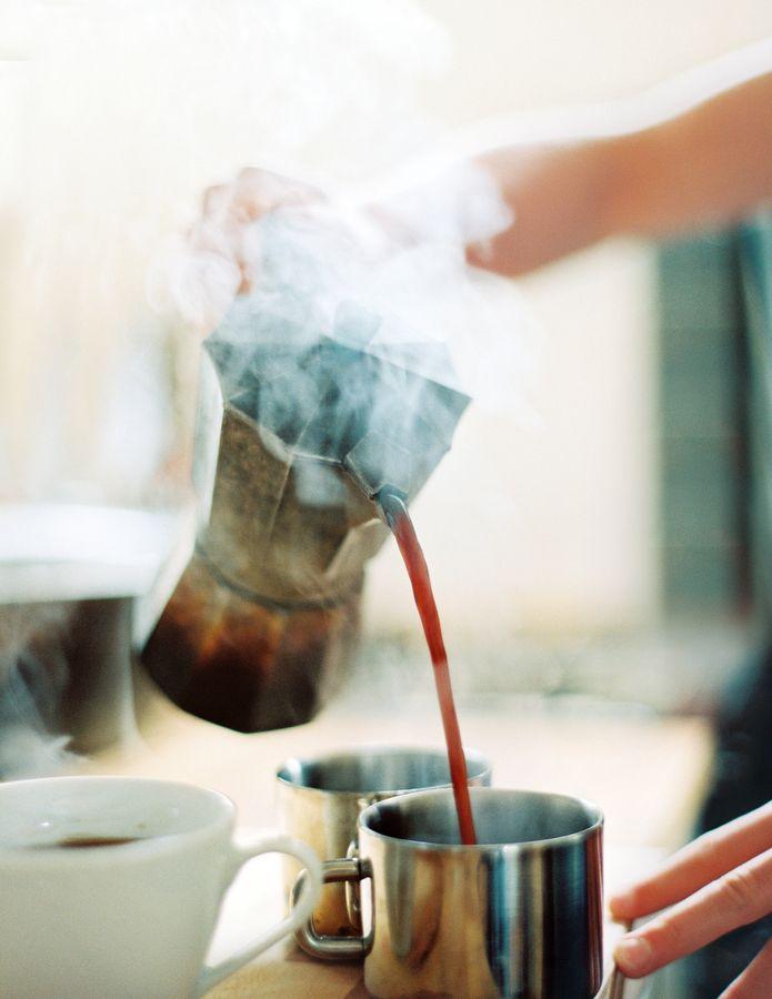 Горький кофе